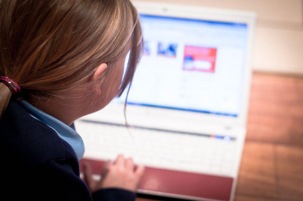 Otroci na internetu