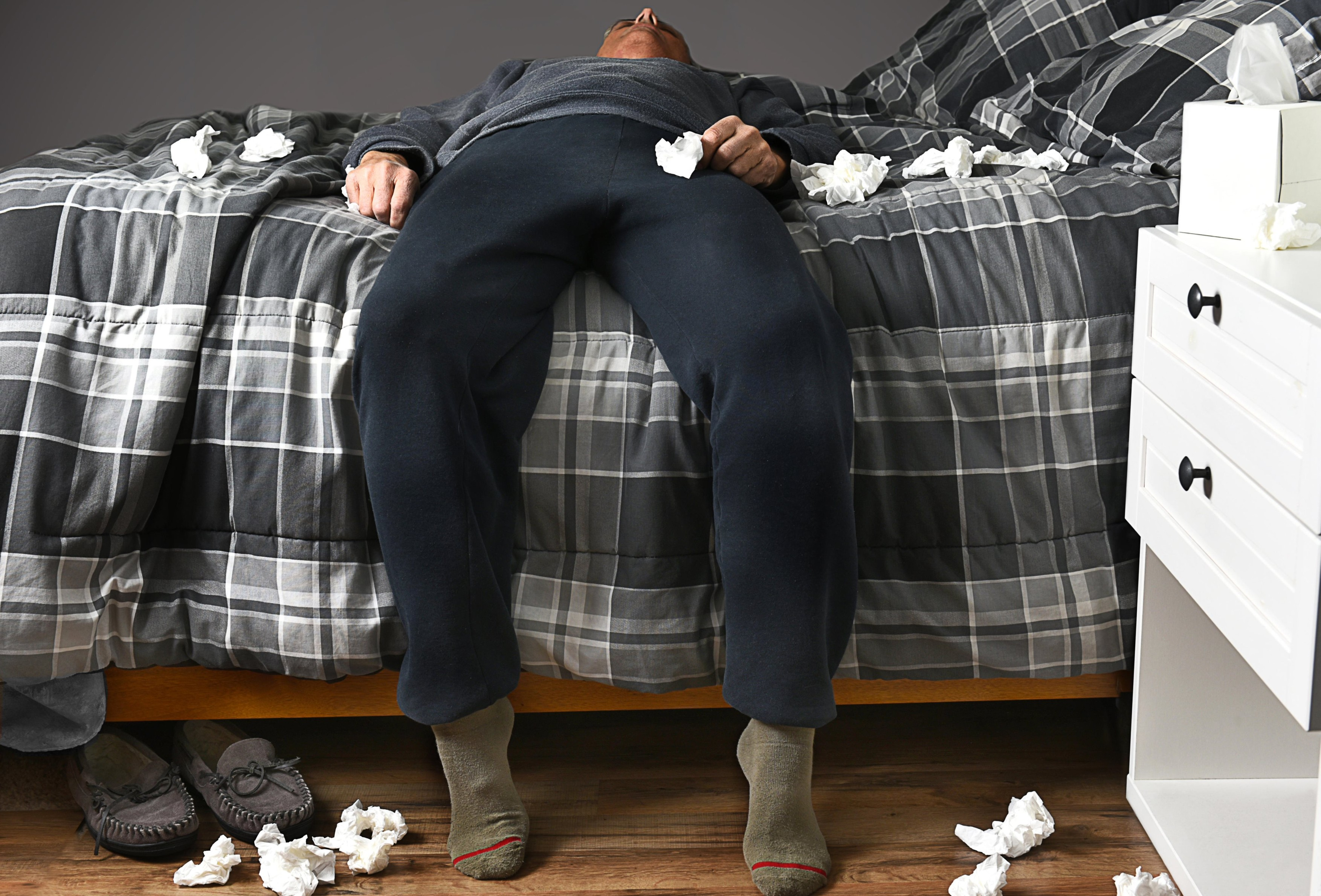 Gripa prehlad bolezen