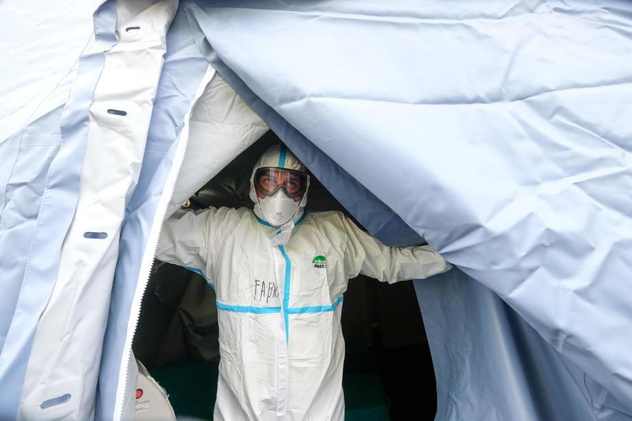 Koronavirus v Italiji